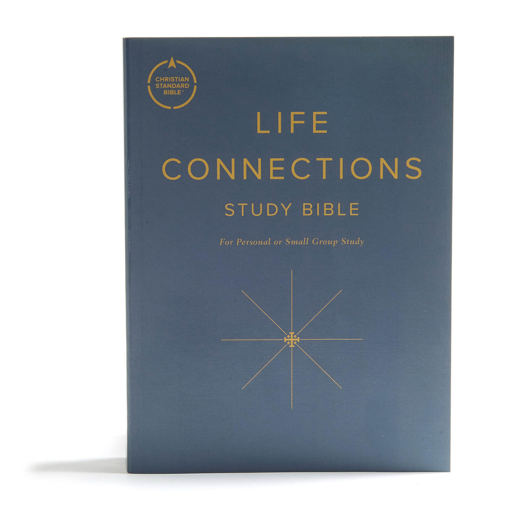 CSB Life Connections Study Bible-Softcover