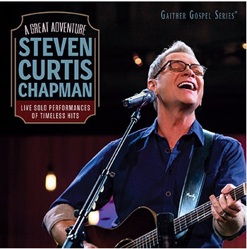 Audio CD-A Great Adventure: The Best Of Steven Curtis Chapman