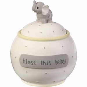 "Blessings Jar-Bless this Baby (7"")"
