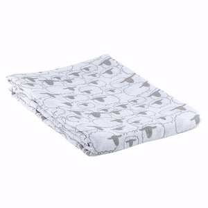 "Swaddle Blanket-Lamb (45"" Square)"