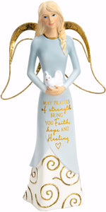 "Figurine-Angel-Comfort Collection-Prayers (7.5"")"