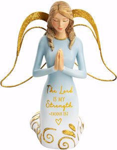 "Figurine-Angel-Comfort Collection-Lord (Kneeling) (5"")"