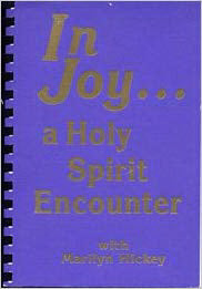 In Joy A Holy Spirit Encounter