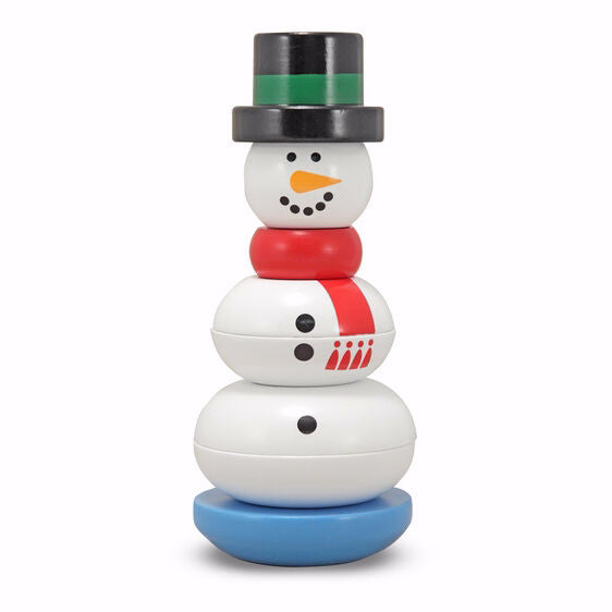 Toy-Snowman Stacker (Ages 18 Months +)