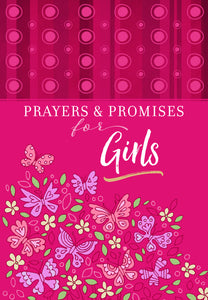 Prayers & Promises For Girls-Softcover