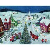 Card-Boxed-Silent Night (Box Of 18)