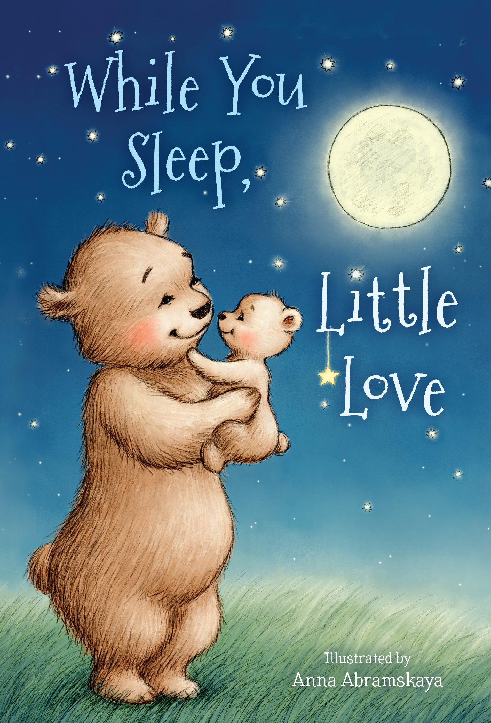 While You Sleep  Little Love (Padded Board Book)