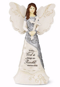 "Figurine-Angel-Faith (6.5"")"