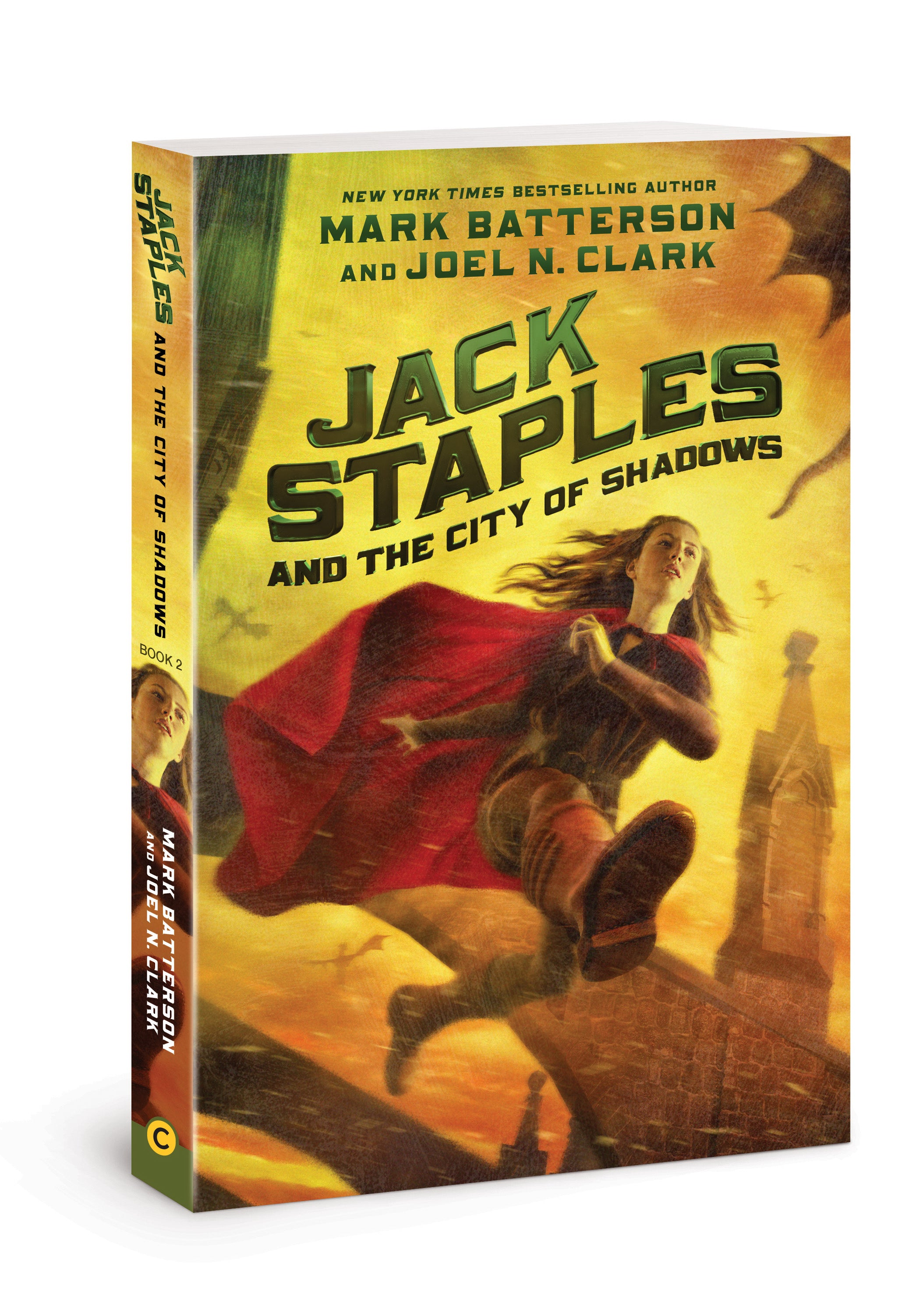 Jack Staples And The City Of Shadows (Repack)