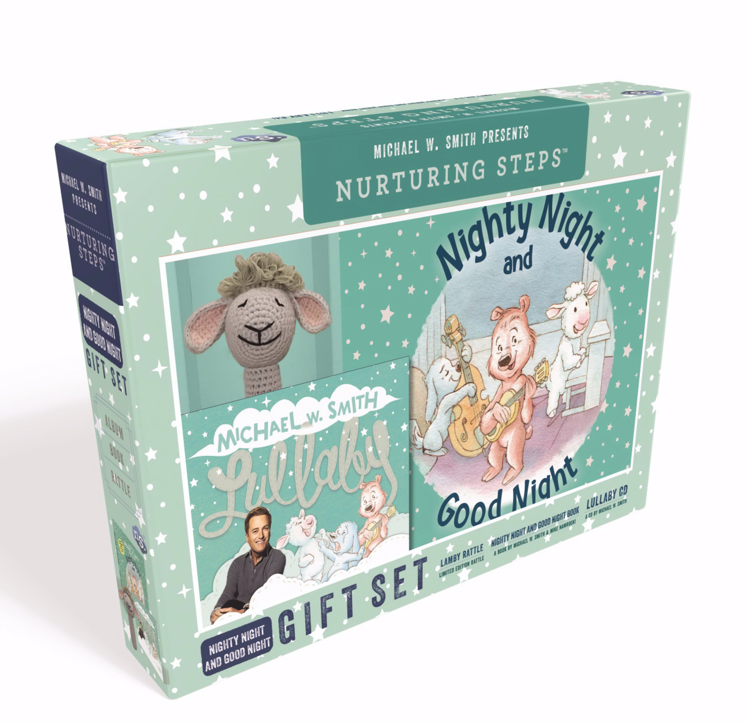 Nighty Night And Good Night Gift Set (Nurturing Steps)