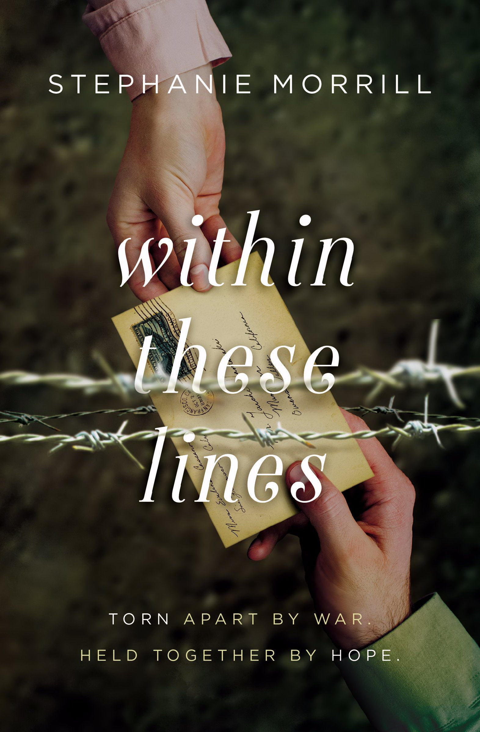 Within These Lines-Hardcover