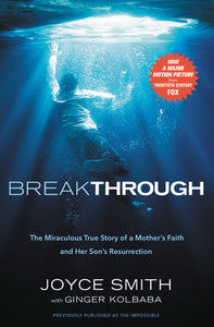 Breakthrough (Media Tie-In)-Softcover
