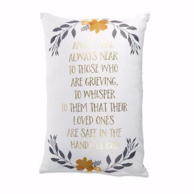 Memorial Pillow-Loved Ones (12 x 18)