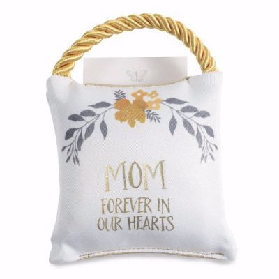 Memorial Pillow-Mom (4 x 4)