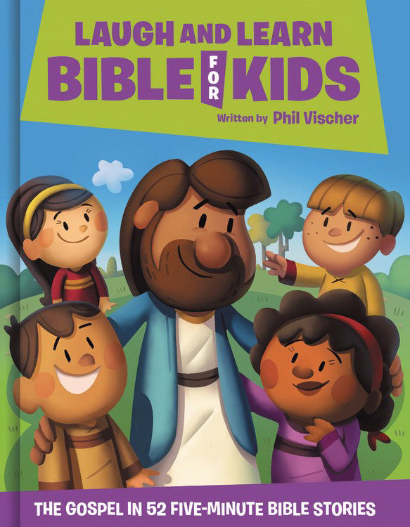 Audiobook-Audio CD-Laugh And Learn Bible For Kids