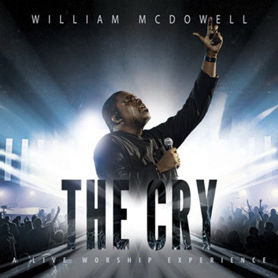 Audio CD-The Cry: A Live Worship Experience