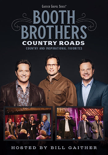 DVD-Country Roads: Country And Inspirational Favorites
