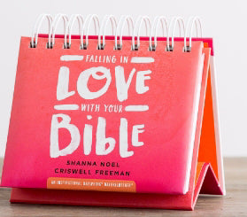 Calendar-Falling In Love With Your Bible (Day Brightener)