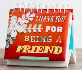 Calendar-Thank You For Being A Friend (Day Brightener)