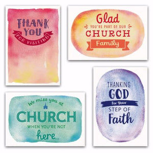 Card-Boxed-Church Needs-For Everyone (Box Of 12)