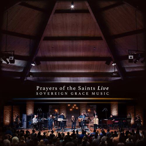 Audio CD-Prayers Of The Saints Live