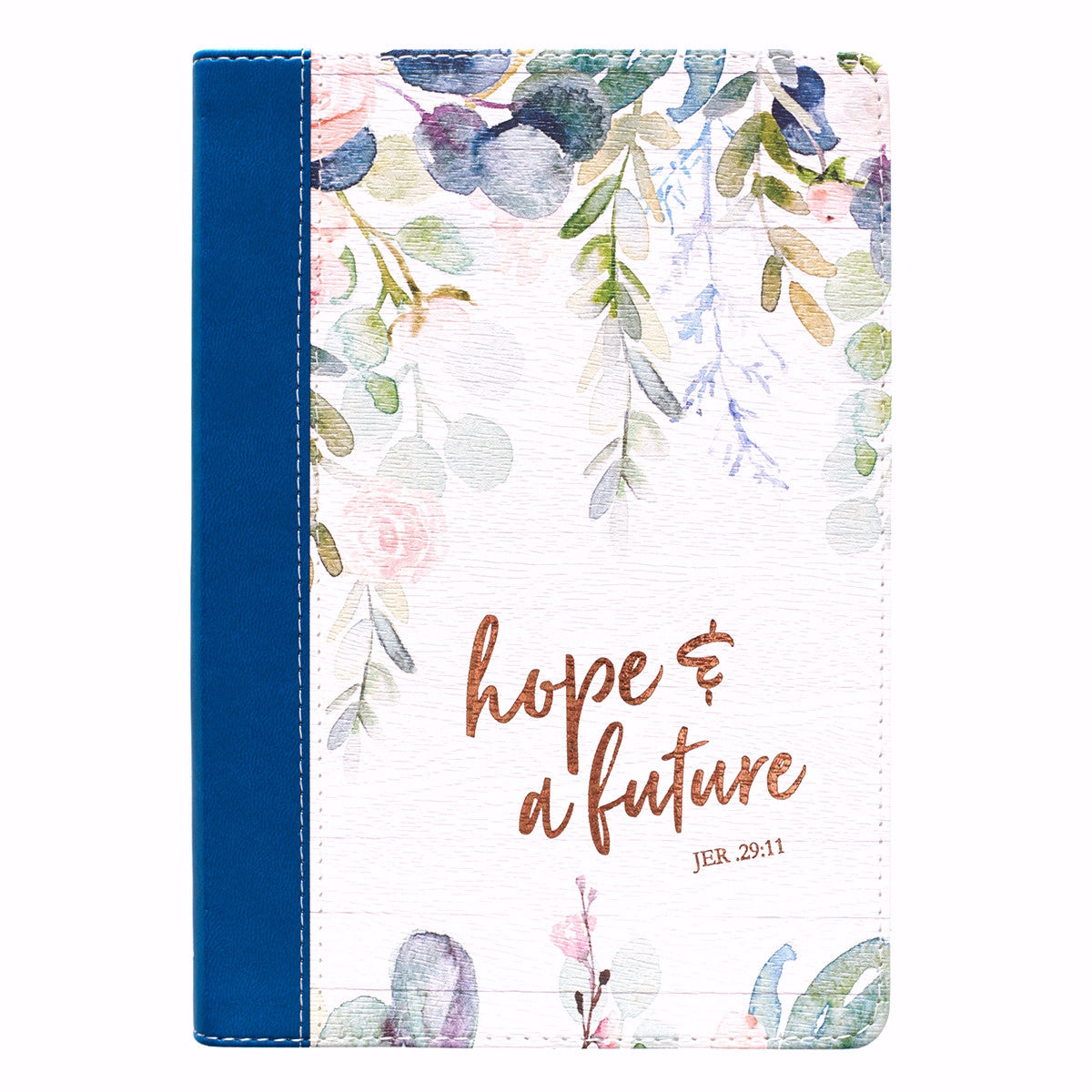 Journal-Thinline LuxLeather-Hope & A Future