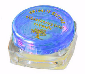 Anointing Oil-Balm Of Gilead: Frankincense & Myrrh-Blue Case (#61278)