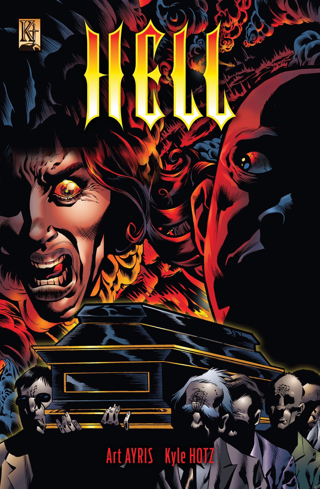 Hell (Comic Book)