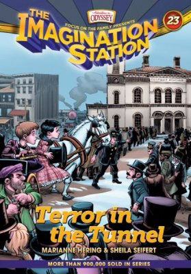 Imagination Station V23: Terror In The Tunnel (AIO)