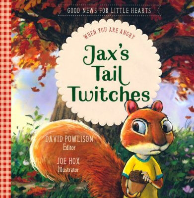 Jax's Tail Twitches (Good New For Little Hearts)