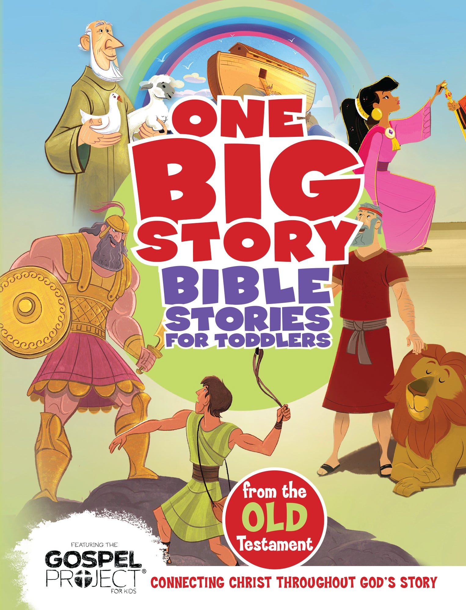 Bible Stories For Toddlers From The Old Testament (One Big Story)