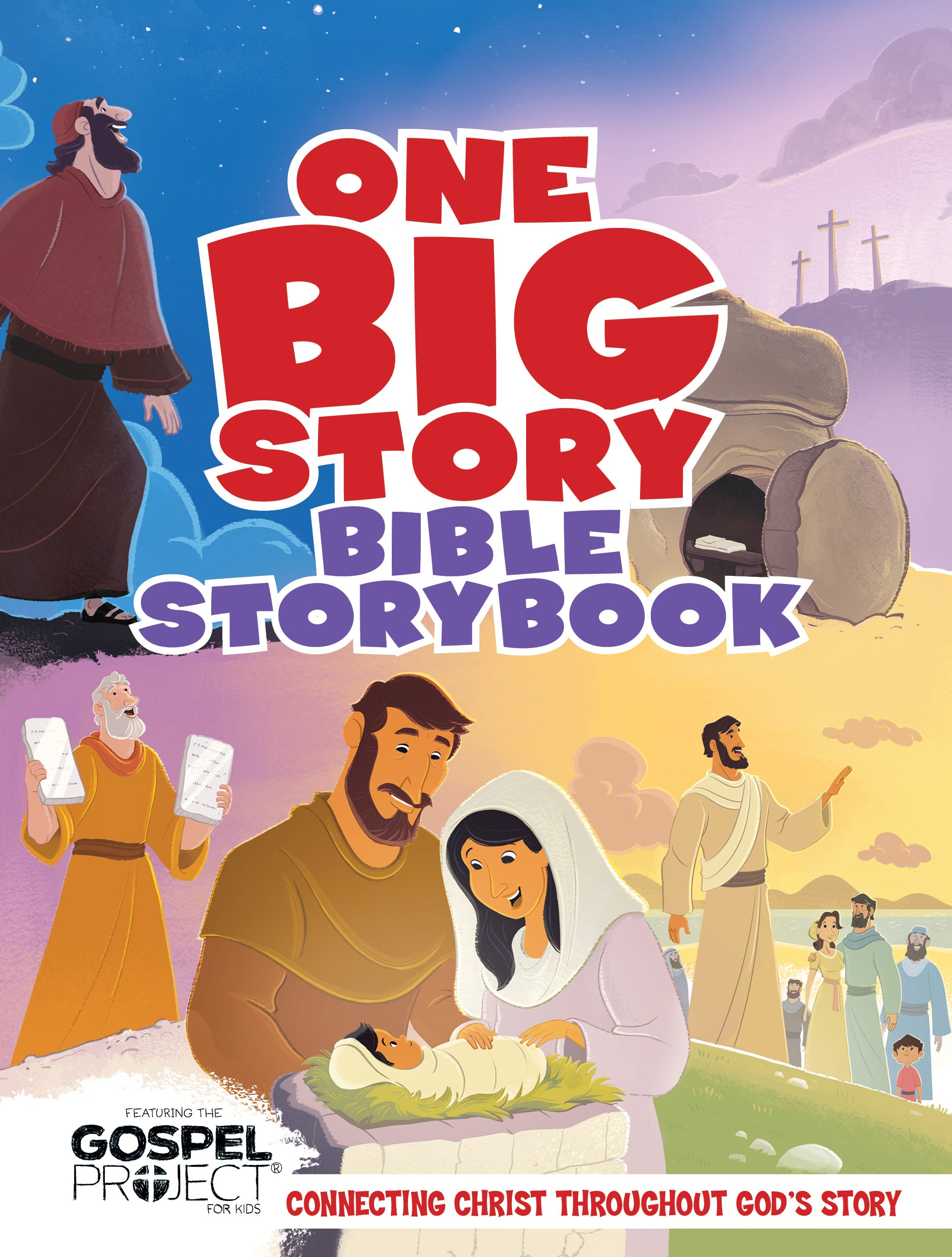 One Big Story Bible Storybook-Hardcover