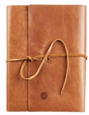 Bible Cover-Righteous Man-Full Grain Leather