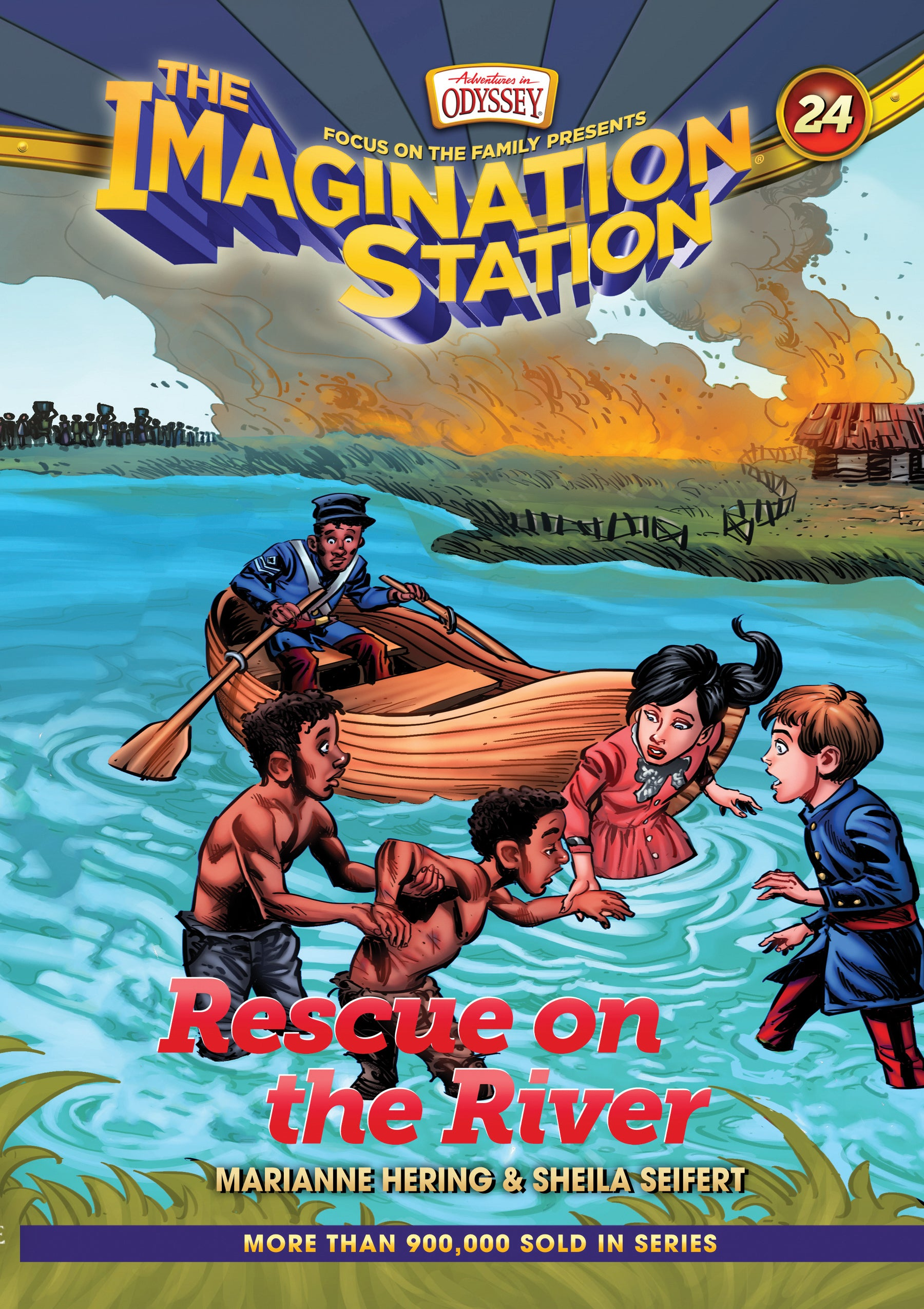 Imagination Station V24: Rescue On The River (AIO)