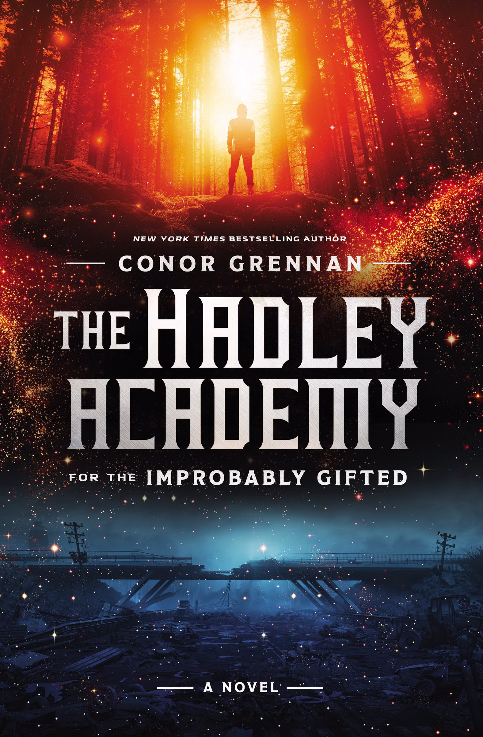 The Hadley Academy For The Improbably Gifted: A Novel