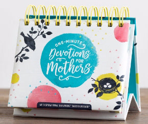 Calendar-One-Minute Devotions For Mothers (Day Brightener)