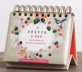 Calendar-A Prayer A Day (Day Brightener)