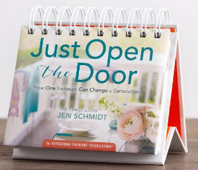 Calendar-Just Open The Door (Day Brightener)