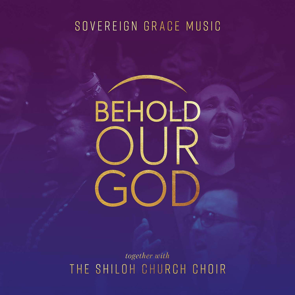Audio CD-Behold Our God