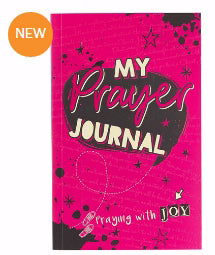 Journal-My Prayer (For Girls Ages 13 And Up)
