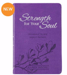 Strength For Your Soul Devotional-LuxLeather