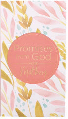 Promises From God For Mothers-Pink Floral Softcover