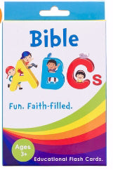 Boxed Cards-Bible ABCs (Set Of 40)