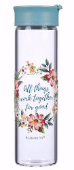 Water Bottle-All Things Work Together (20 Oz)
