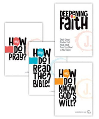 Deepening Faith: Small-Group Bundle (Set Of 4)