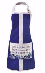 Apron-Love Joy Grace