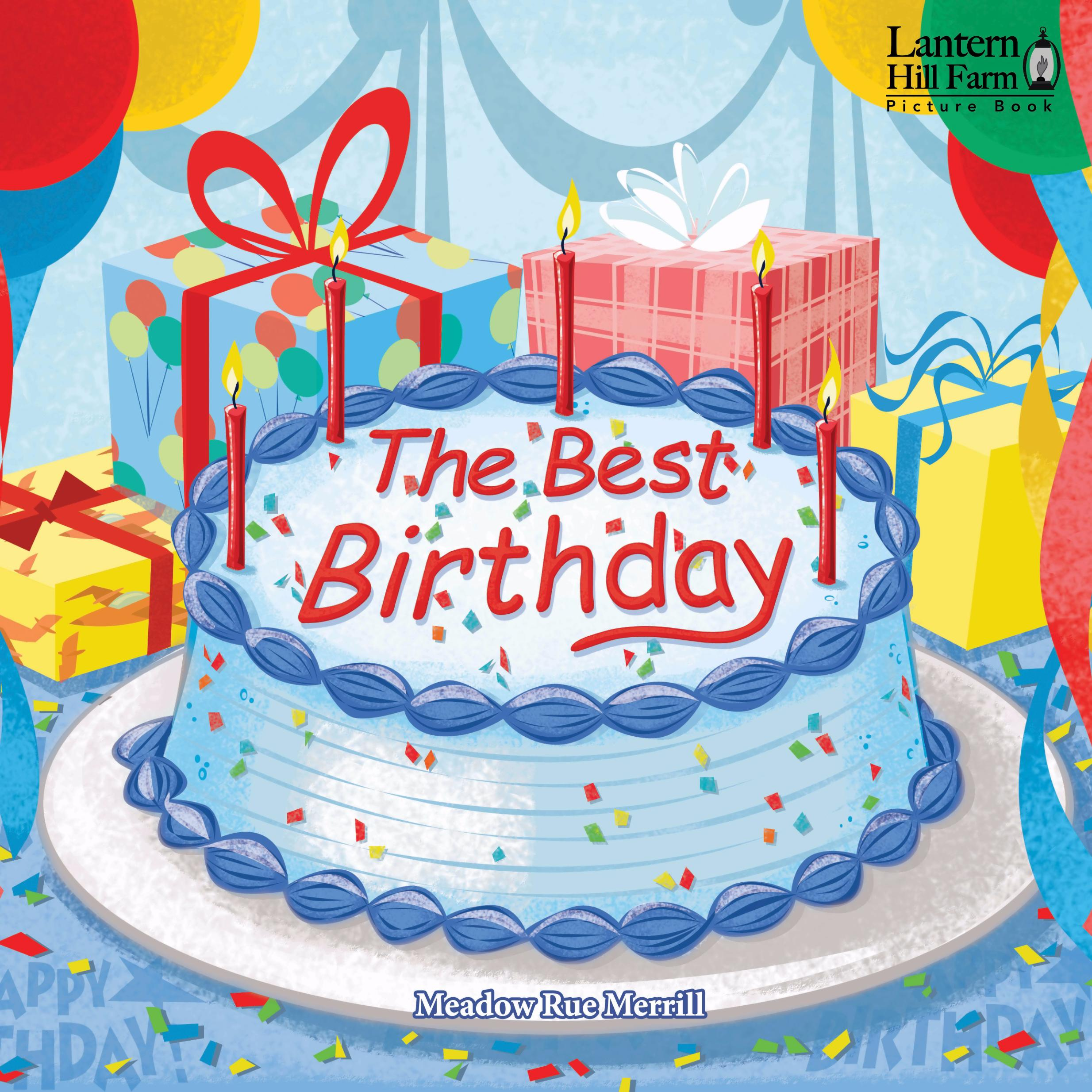 The Best Birthday-Hardcover