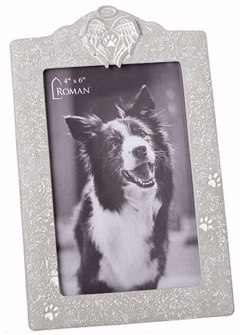 Frame-Pet Memorial (Holds 4 X 6 Photo)