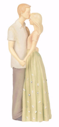 Figurine-Foundations-Sealed With A Kiss Couple