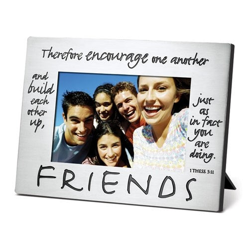 Photo Frame-Friends-4x6